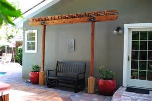 Single Pergola Designs by 2 Post Arbor Designs Submited Images