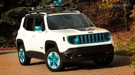 Jeep Renegade Colors 2016 Jeep Renegade Release Date Concept Price In Usa 0