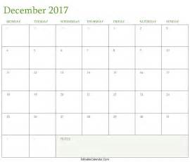 Basic Calendar Template by Basic December 2017 Calendar Template Calendar Template