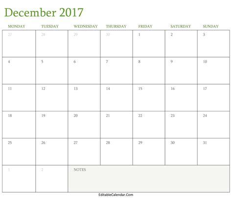 Calendar 2017 December Word December 2017 Calendar Template Png Blank Calendar 2017