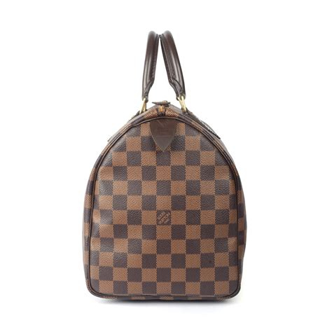 Tas Louis Vuitton Sporty Damier Ori louis vuitton damier ebene canvas speedy 30 bag labelcentric