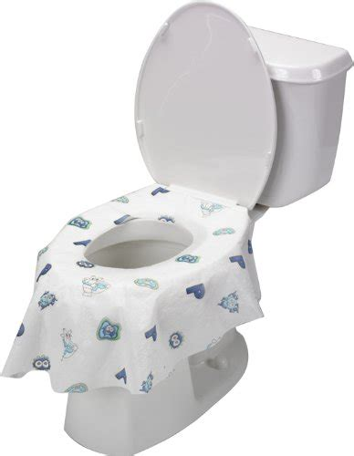 disposable toilet cover toilet seat covers disposable xl potty seat covers by