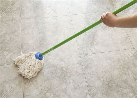 mob the floor prodigious stock photo scrubbing then royalty free with a