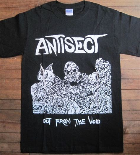 T Shirt Antisect antisect tシャツ out from the void big print 45revolution