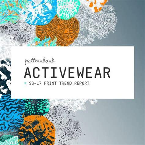 patternbank careers trends patternbank activewear ss 2017 fashion