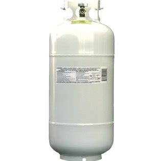 new 40lbs. flame king filled propane cylinder (9.2 gal