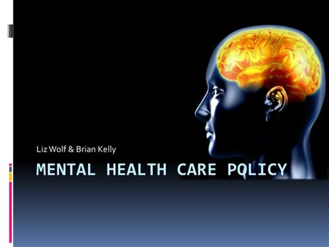 powerpoint template health mental health care policy ppt 1 1