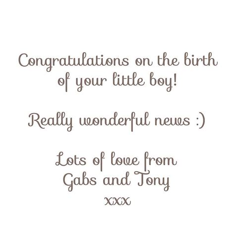 What To Write In A Baby Boy Shower Card by Wording For Baby Shower Card Baby Shower Ideas