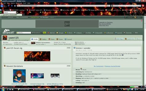 mozilla themes and skins custom firefox skin by yom125 on deviantart