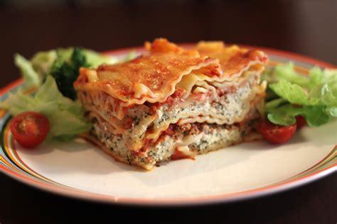 asmr eatingwhisper some of salad lasagna flickr photo