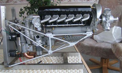 rolls royce merlin engine 1 4 scale rolls royce merlin v12 engine by gunnar sorensen