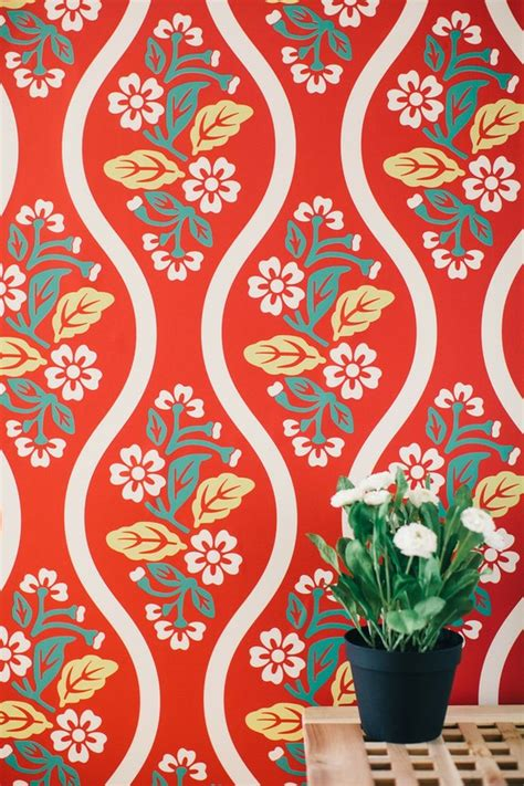 Stickable Wallpaper | inspired whims removable and stylish backsplash ideas