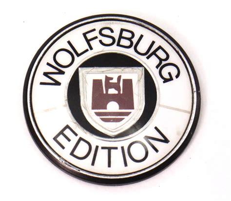 volkswagen wolfsburg emblem wolfsburg emblem badge vw cabriolet mk1 vanagon jetta