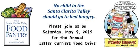 scvnews may 9 usps letter carriers collecting for