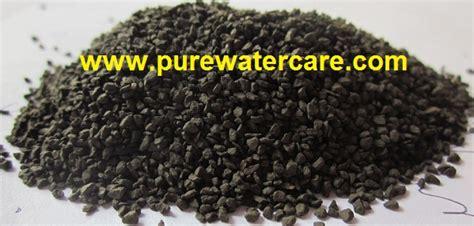 Paket Filter Air Zat Besi Dengan Manganese Zeolite butiran manganese greensand