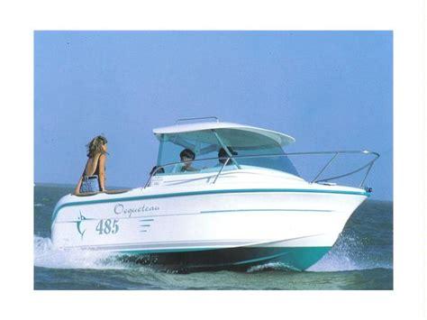 alquilar un barco en oliva ocqueteau 485 en cn de oliva barcos a motor de ocasi 243 n