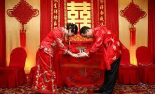Contemporary chinese wedding customs absolute china tours blog