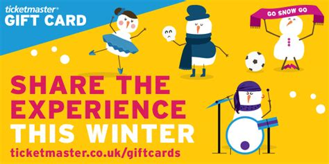 Ticket Master Gift Card - win a 163 200 ticketmaster gift card this winter tmblog