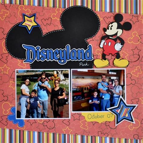 scrapbook layout disneyland ideas 1000 images about scrapbooking pages photo ideas on