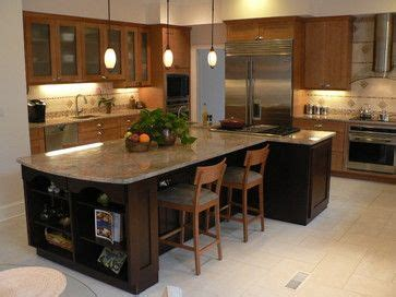 t shaped kitchen islands 1000 images about kitchen islands on pinterest