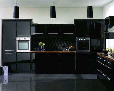 Matte Black Kitchen Cabinets Matte Black Kitchen Cabinets