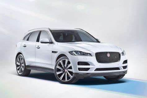 Auto Bild 40 2015 by Jaguar F Pace Iaa 2015 Infos Motoren Preise