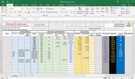 trading spreadsheet template forex excel sheet yzypohu web fc2