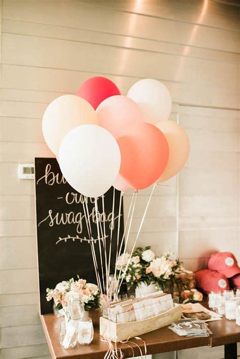 set 2in1 sweet batik kipas pink blush balloon set blush bridal shower birthday