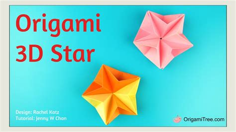 3d Origami Paper Crafts - 3d paper crafts for children site about children