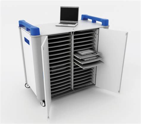 laptop charging station home lapcabby 32h mobile laptop charging station