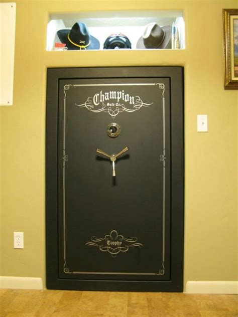 25 best ideas about gun closet on gun safe