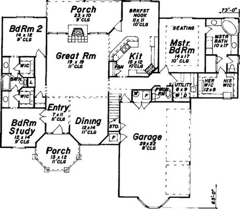 charmed house floor plan family charmed traditional house plan alp 066y