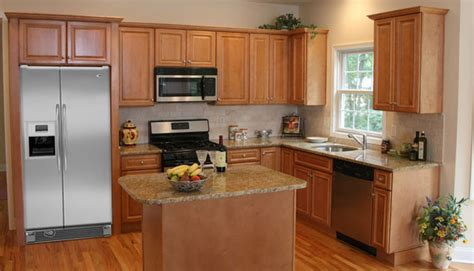 red birch kitchen cabinets midwest cabinet company heritage red birch