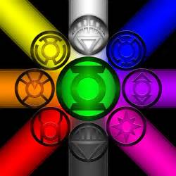 lantern corps color spectrum circle flickr photo
