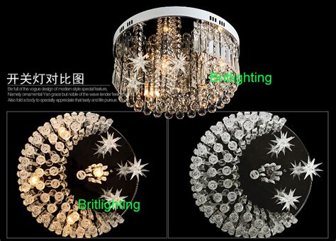 childrens bedroom star ceiling lights surface crystal ceiling l luxury crystal ceiling lights