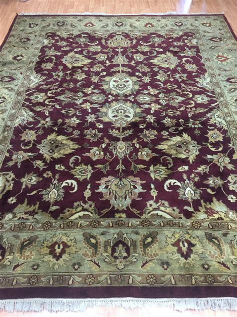 rugs shopping india 8 x 10 indian agra rug pile made 100 wool