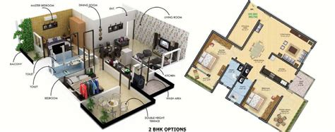3 Feet Plan Floor Plan Shree Swami Narayan Enclave At Wathoda Umred