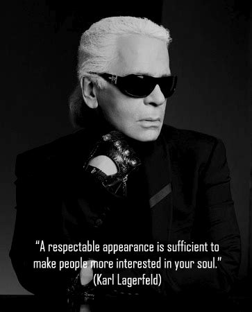 karl lagerfeld fat quotes quotesgram
