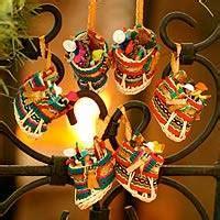 unicef market ornaments set of 12 christmas stockings