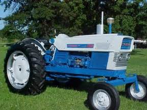 the ford 6000 commander farms