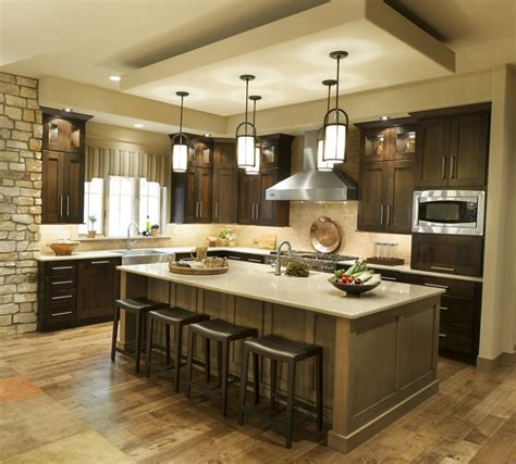 5 Light Kitchen Island Lighting Small L Shaped Kitchen Island Lighting In Kitchen