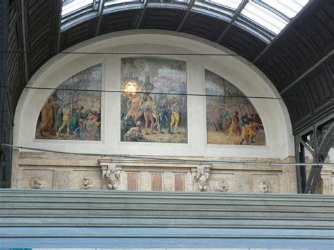 galleria delle carrozze stazione centrale alla scoperta della stazione centrale su a r t e