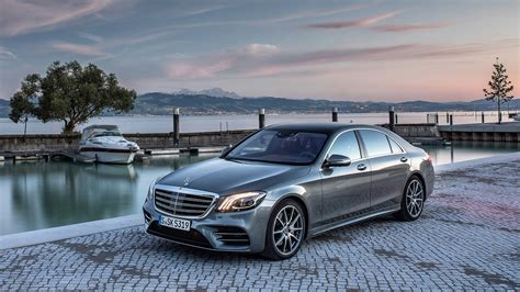 luxury mercedes 2018 mercedes s class drive the name in