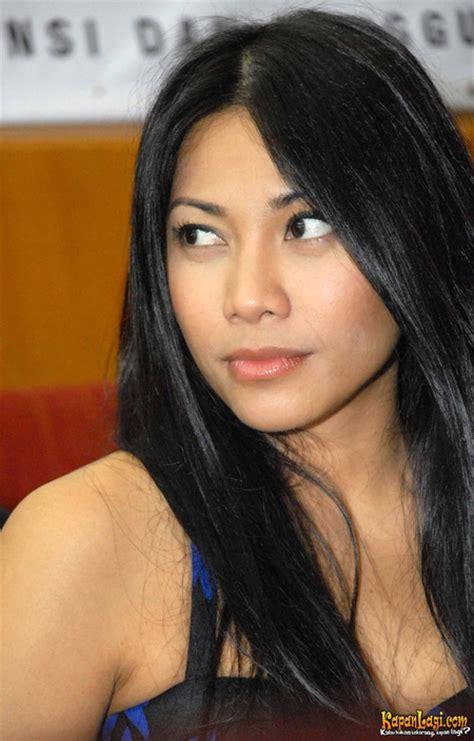 anggun yang aku tunggu profil artis cantik anggun cipta sasmi penyanyi indonesia