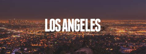 Up Los Angeles heads up as it s all about la los angeles the post read