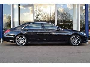 used 2016 mercedes s class diesel saloon s350d amg