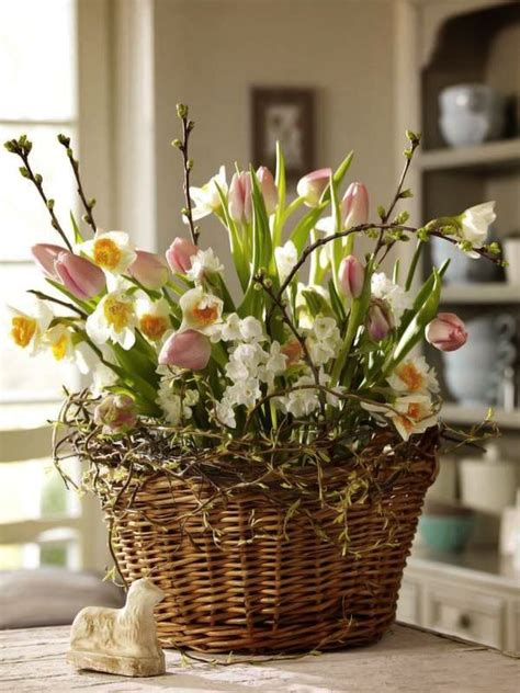 Living Room Easter Decorations Top 14 Tulip Flower Arrangements Ideas For Living
