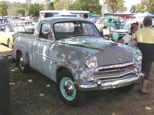 Vauxhall Ute Vauxhall Ute Utes Rod History