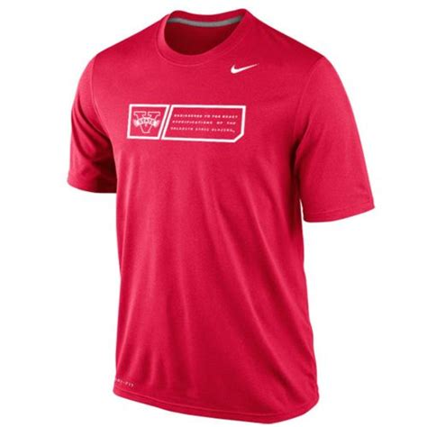 Nike Mens Legend Ncaa Ss T Shirt Day Dri Fit Size Origin nike s valdosta state dri fit legend day t shirt academy