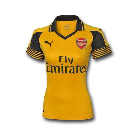 Arsenal Away 201617 Murah jersey arsenal away 2016 2017 jersey bola grade ori murah